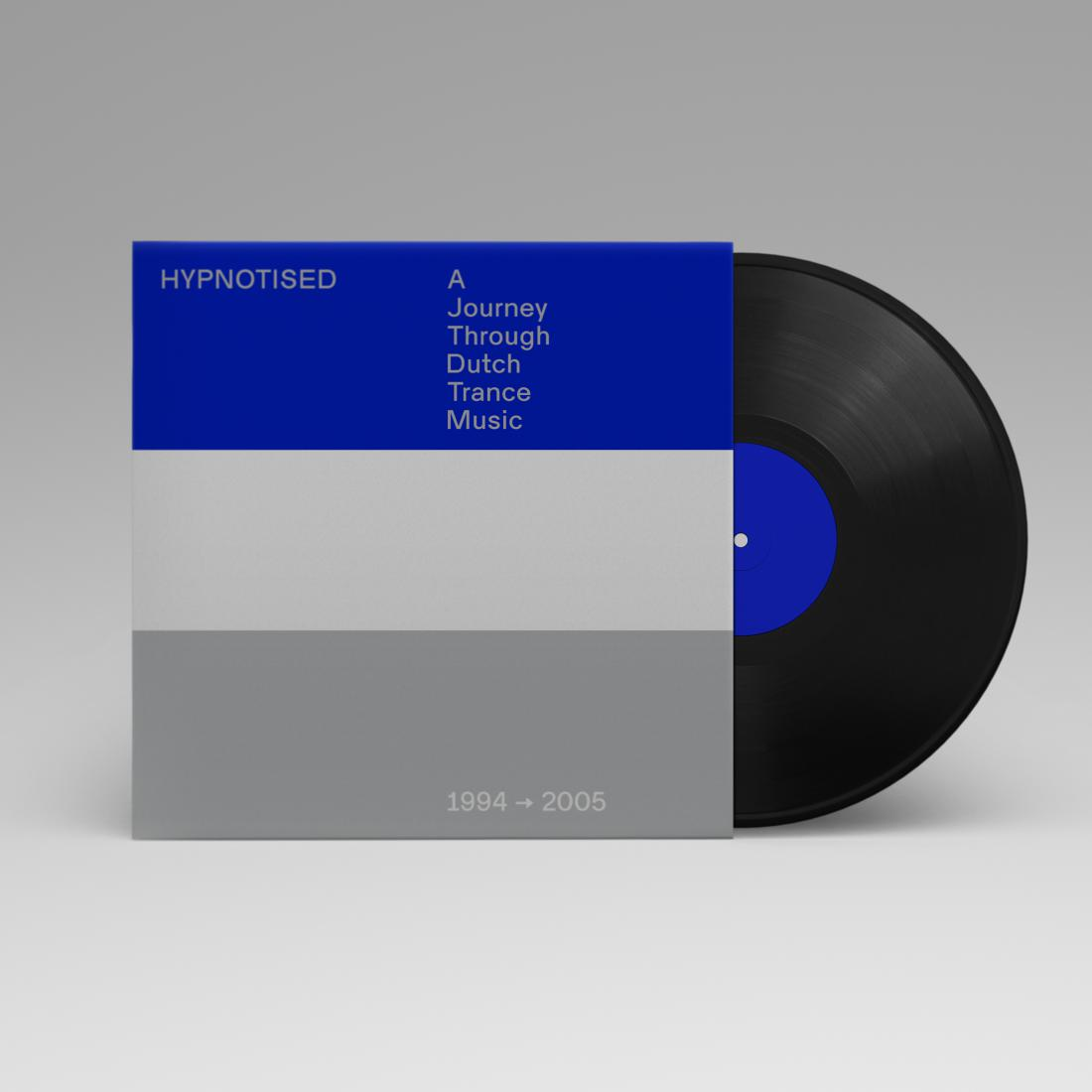Kompilacja: HYPNOTISED - A JOURNEY THROUGH TRANCE MUSIC: 1990 TO 2005