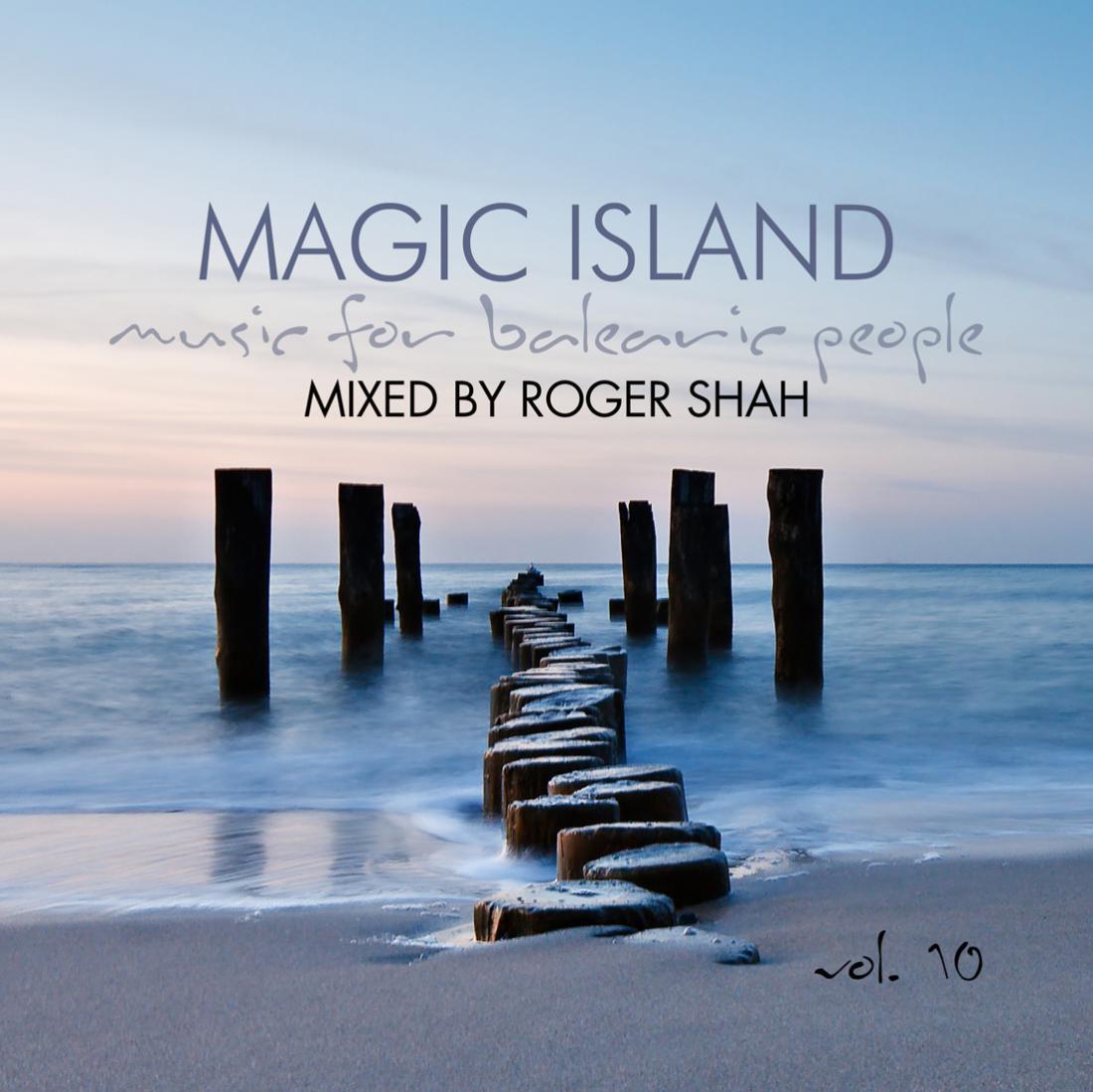 Roger Shah Magic Island - Music For Balearic People vol.10