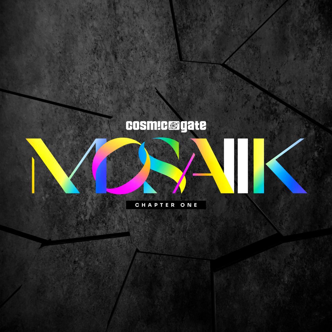 Album Cosmic Gate - MOSAIIK